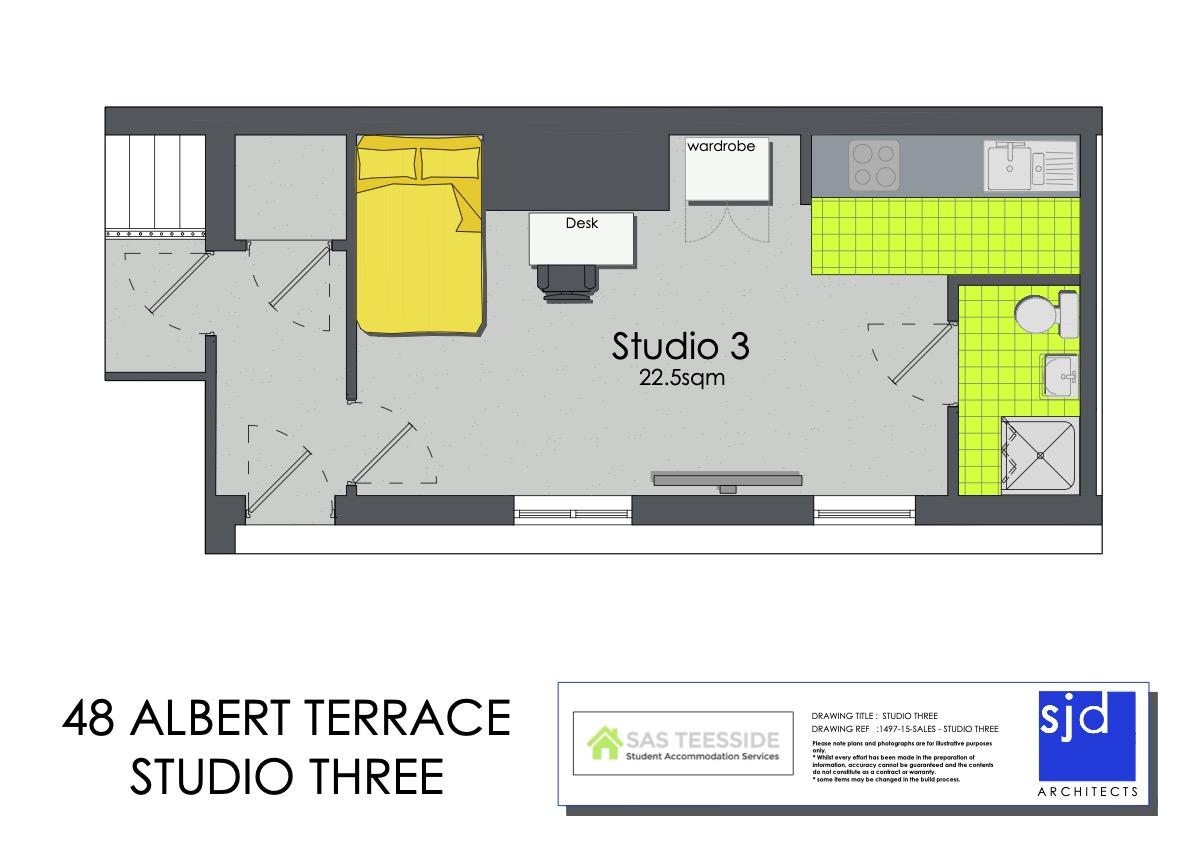 Charlotte Apartment - Floor Plan